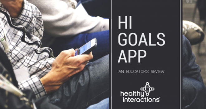 HI Goals App: An Educator's Review
