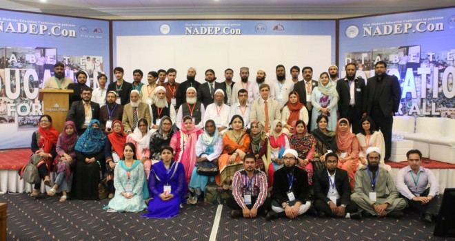 Barbara Eichorst Presents at Pakistan Diabetes Conference